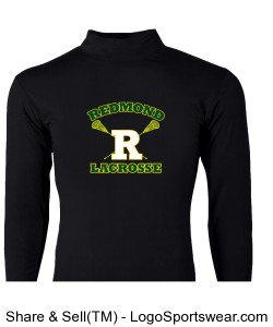Adult Unisex Radiator Baselayer Design Zoom